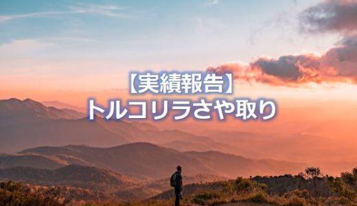 【年利10%達成】トルコリラ円スワップポイントさや取りの実績