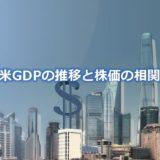 米国GDP推移